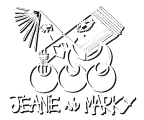 Jeanie and Marky